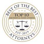 Best of the Best Top 10 Attorneys 2020