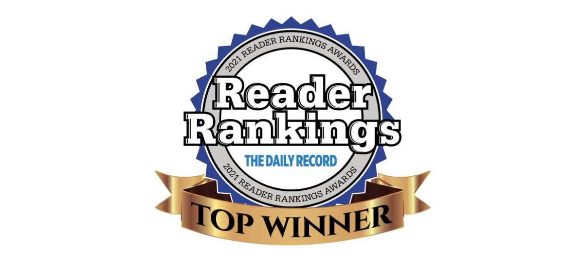 The Daily Record Readers Vote Schochor, Federico & Staton #1 for 2021 in Best Law Firm – Medical Malpractice